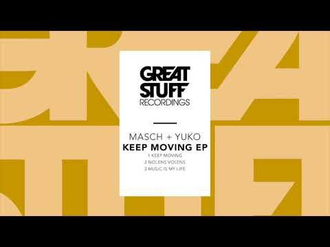 Masch + Yuko - Keep Moving