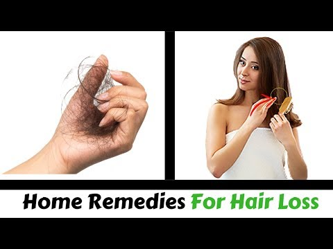 Home Remedies For Hair Fall | How To Stop Hair Fall Naturally