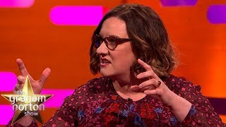 Sarah Millican Was Bitten on the Nipple by a Mosquito   The Graham Norton Show