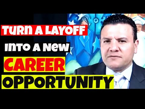 Turn a Layoff into a New Career Opportunity w/ Leslie Solis, Co-Founder of ShopTesi.com
