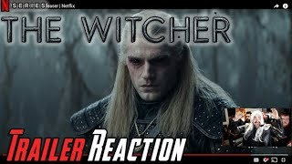 The Witcher - Angry Trailer Reaction!