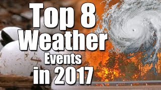 Year in Review: Weather 2017