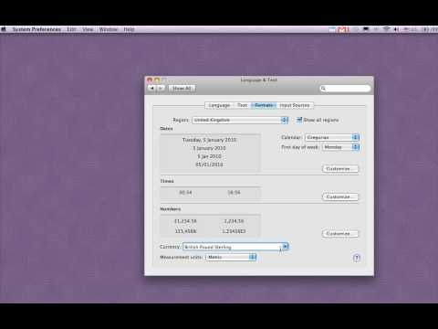 Default paper size on Mac