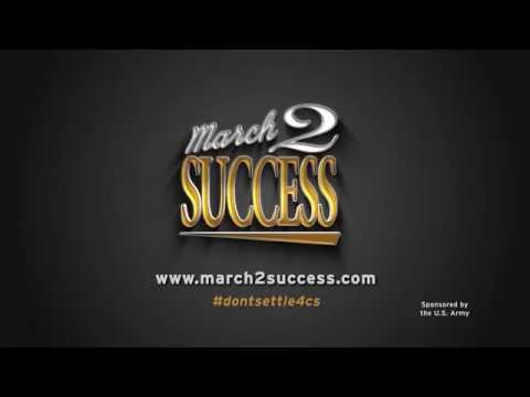 March2Success - Standardized Test Stress? Not Anymore!