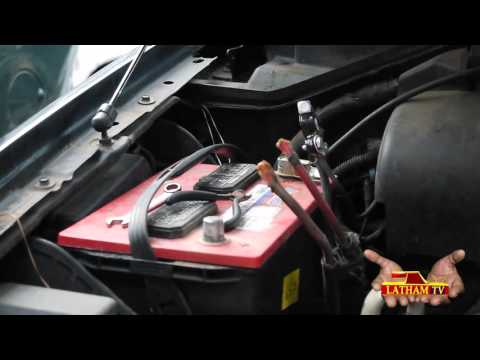 Vehicle Battery Cable Repair and Replace by 1Latham