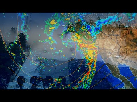 California is Sinking! - ABN Apocalyptic Weather - Feb 28th, 2017
