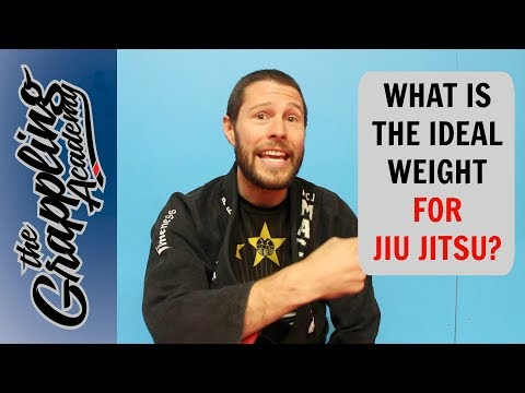 What Is The Ideal Weight For Jiu JItsu?