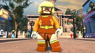 Lego Dc Super-villains - Terra - Open World Free Roam Gameplay (pc Hd) [1080p60fps]