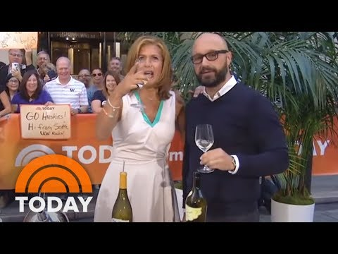 7 Wine Hacks: How To Open A Bottle Without A Corkscrew And More | TODAY
