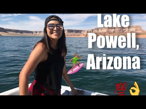 Trying new things ft. Lake Powell