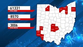 Ohio Coronavirus Update: July 9, 2020