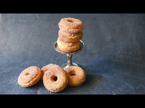 Classic Cake Doughnuts Recipe