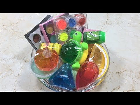 MIXING STORE BOUGHT SLIME AND SLIME!! SLIMESMOOTHIE! SATISFYING SLIME VIDEO PART 14 !