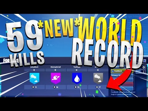 New World Record 59 Squad Kills Insane Gameplay Full Ma