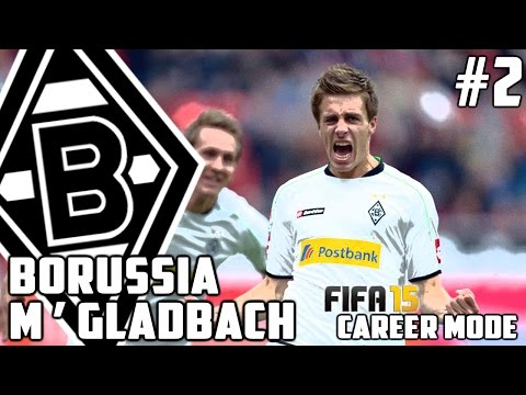 FIFA 15: Borussia M'Gladbach Career Mode - S01E02 - No Love Lost