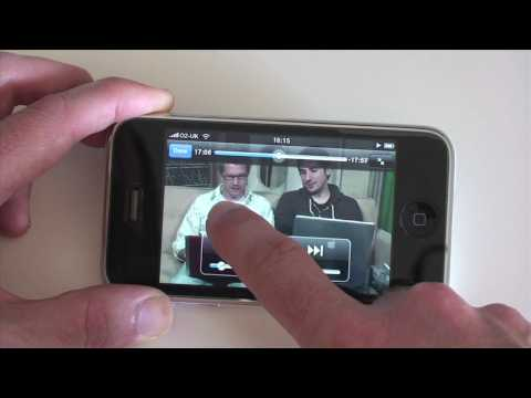 iPhone 3GS - Compass - Scrubbing Video - Voice Control and O2 Simplicity