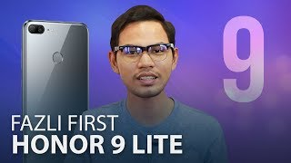 Honor 9 Lite - Apa Yang Best?