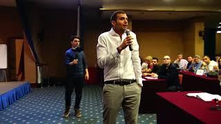 Matteo Pittaluga @ Evento Marketing Genius Roma