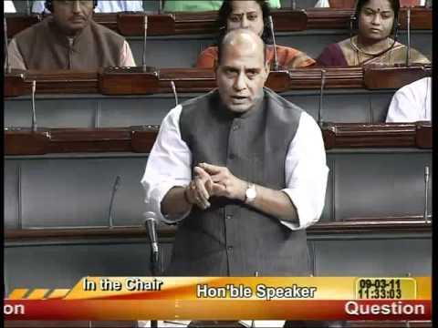 Q.No.183 - Quality Improvement in Technical Education: Sh. Rajnath Singh: 09.03.2011