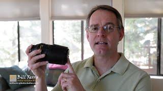 5 Minute Photo - Nikon AFS 70-300mm f/4.5-5.6G Lens Focus Breathing