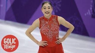 Foudy reports on Mirai Nagasu
