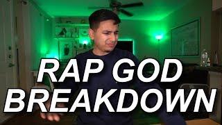 Rap God Breakdown!! Finally!! (eminem)