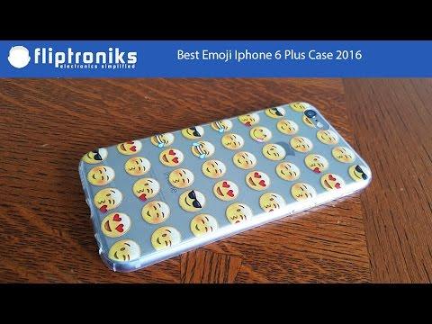 Best Emoji Iphone 6 Plus Case 2016 - Fliptroniks.com