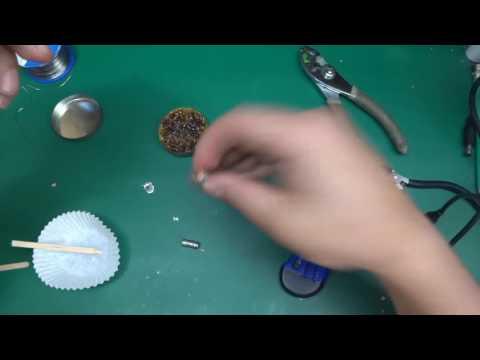 DIY laptop plug make/hack on a budget