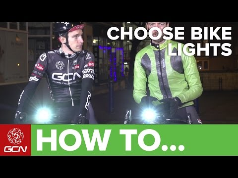 How To Choose Bike Lights For Commuting – GCN's Road Cycling Tips