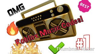 Music Codes For Roblox