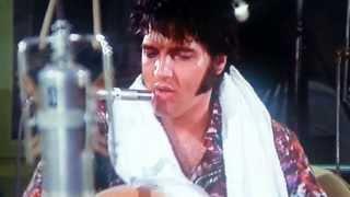 Elvis Presley In The Studio, 1970
