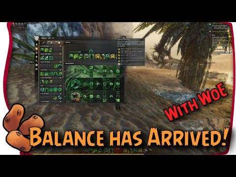 Guild Wars 2 Path of Fire - Long Awaited Balance Arrives! A Look Over The Notes | Balance With Boots