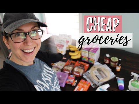 Discount Grocery Haul