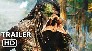 THE PREDATOR Final Trailer (NEW 2018) Action Movie HD