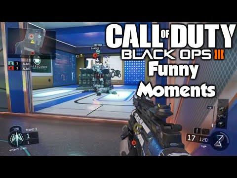 Black ops 3 Funny Moments with the sqaud #2
