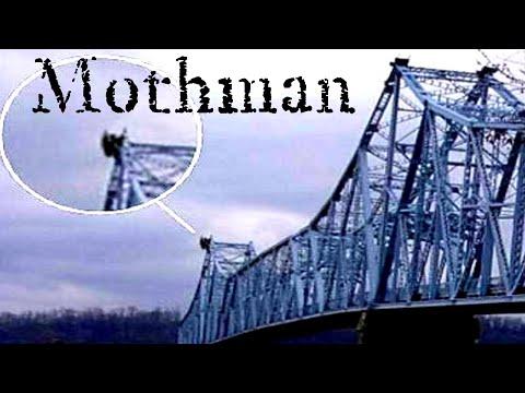 MOTHMAN MONSTER - REAL OR FAKE?