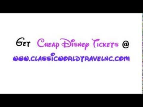 Cheap Disneyland Tickets | Buy Heavily Discounted Disneyland California Theme Park Passes