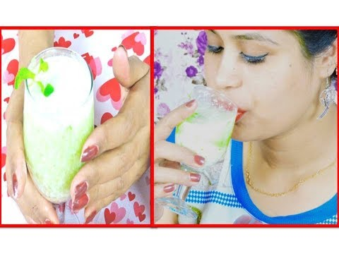 Naturally Full Body Cooling in Summer by Drinks get Healthy Body and Skin