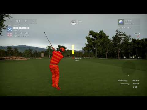 The Golf Club 2 (PS4 Pro): PGAS - FedEx St. Jude Classic - Round 3
