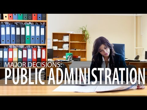 Master Decisions: Public Administration, Ravi Roy