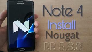 Galaxy Note 4 : Note 7 Ultimate ROM! - PakVim net HD Vdieos