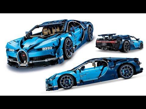 LEGO Technic Bugatti Chiron 42083 set images