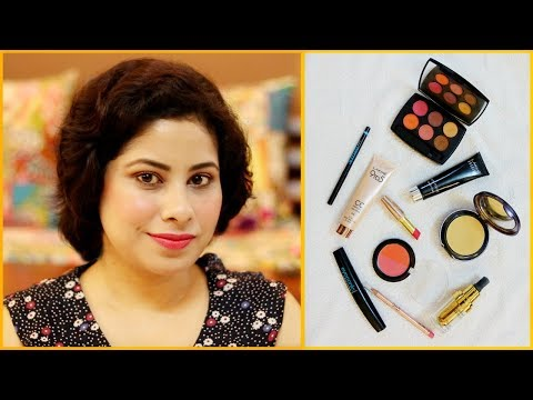 LAKME - One Brand Makeup Tutorial with Affordable Products