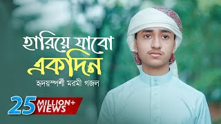 হৃদয়স্পর্শী মরমি গজল | Hariye Jabo Ekdin | হারিয়ে যাবো একদিন | Qari Abu Rayhan