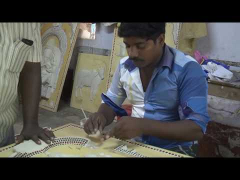Art and an Address - A Documentary on Tanjore Painting |Priyanga S Pillay