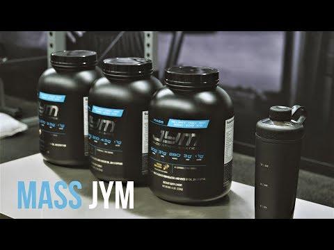 Mass JYM: A True Lean Mass Gainer
