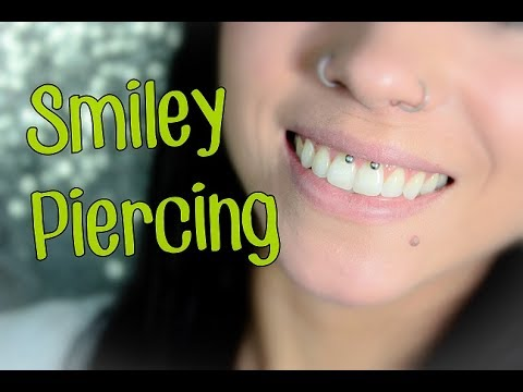 Smiley Piercing   Experience, Healing, & The Future.