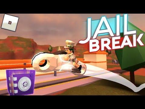 The Volt Bike | Roblox Jailbreak with Fans!