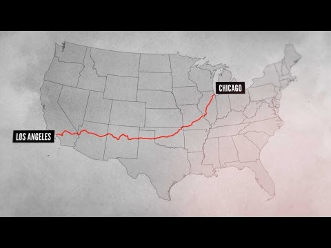 Route 66: Connecting Chicago to LA - Decades TV Network