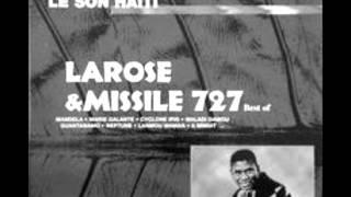 Larose et Missile 727 - Accident